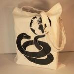 Промо сумка новый год змеи 2013