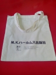 Холщовая сумка с печатью иероглифы_1