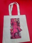 Тканевая сумка с рисунком __1
