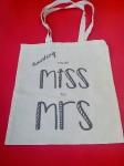 Тканевые промо сумки с печатью __1