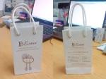 Бумажный ламинированный пакет Елана_1