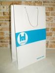 Бумажный пакет ламинированный Hobas