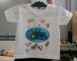 Детская футболка с принтом __1