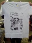 Печать  на футболке эмблемы логотипы __2