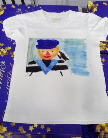 4bfc0dacdafd8 Печать на футболках на заказ | Типография Просперо, Санкт-Петербург
