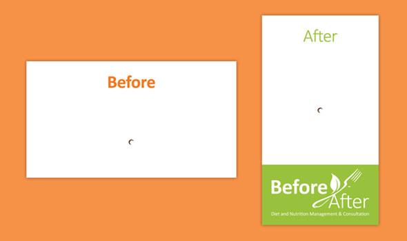 О дизайне визитки