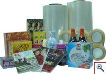 Термо вакуумная упаковка журналов, наборов товаров, пакетная упаковка в термоусадочную пленку Санкт-Петербург